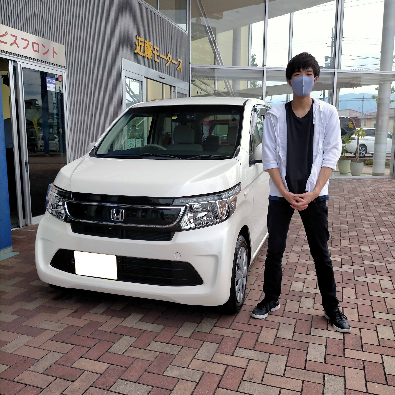 ☆N-Wagonご購入のH様☆の写真
