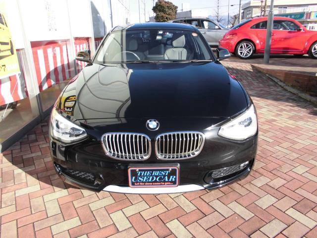 入庫情報! BMW 116i スタイル