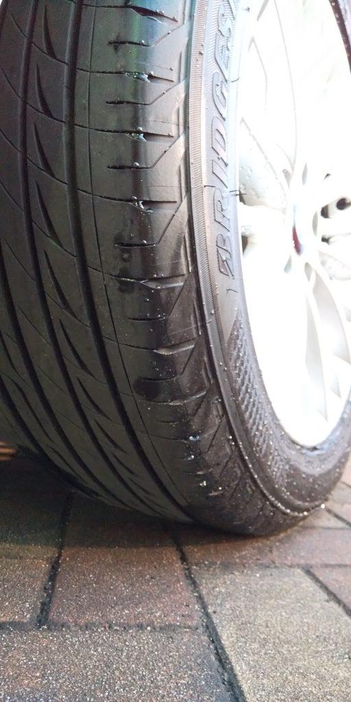 タイヤ交換は早目が安心