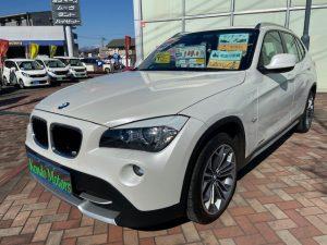 BMW X1 入庫しました!!