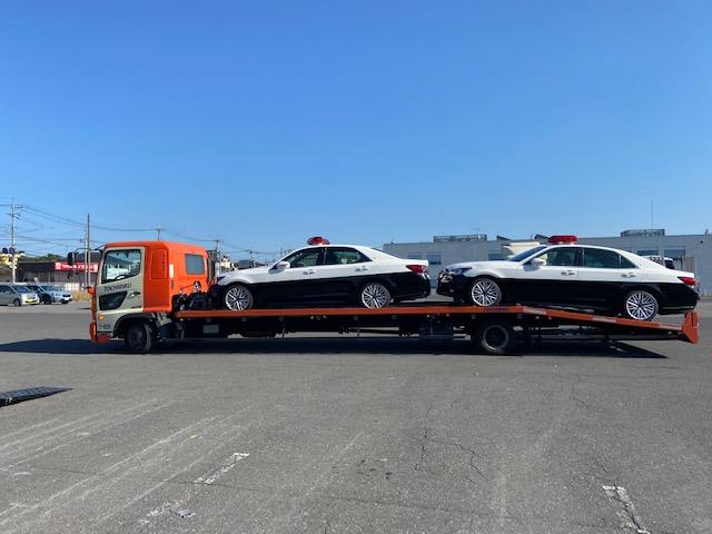 20年ぶりの県外登録納車、往復走行距離506キロ!!