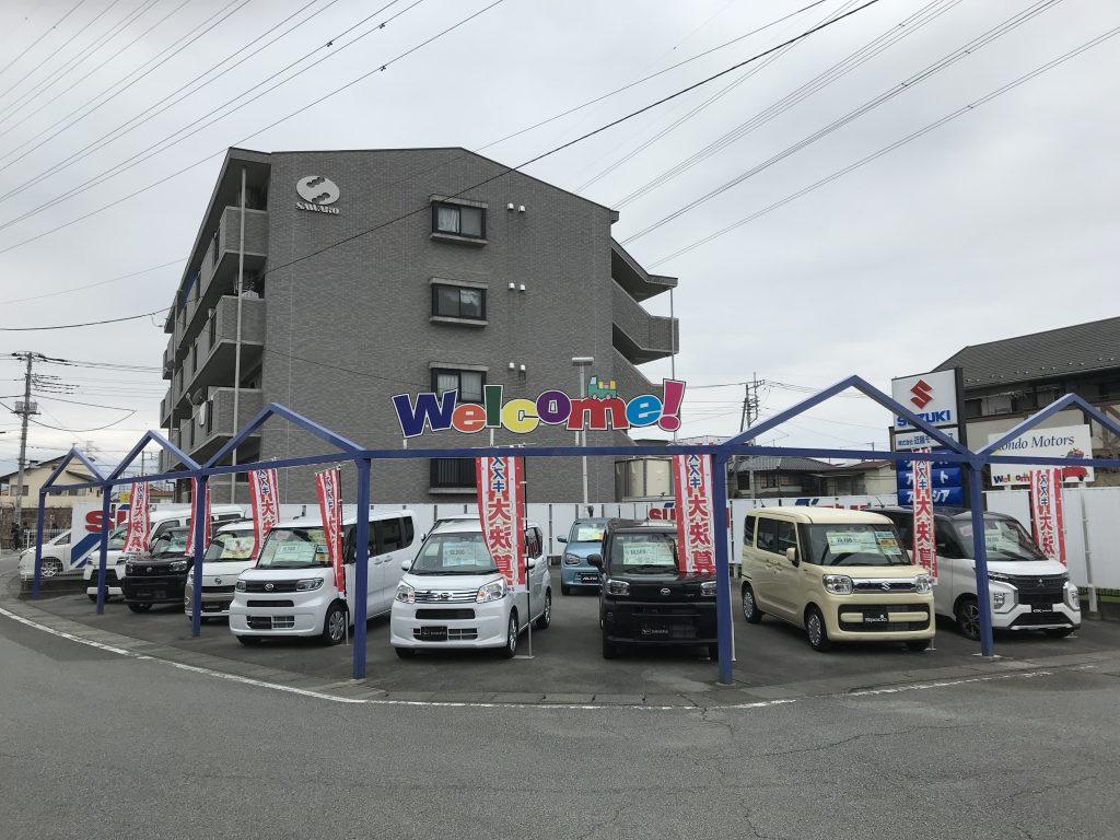 新車販売も是非弊社にお任せ下さい!!