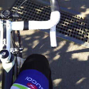 気軽なサイクリングで痛感